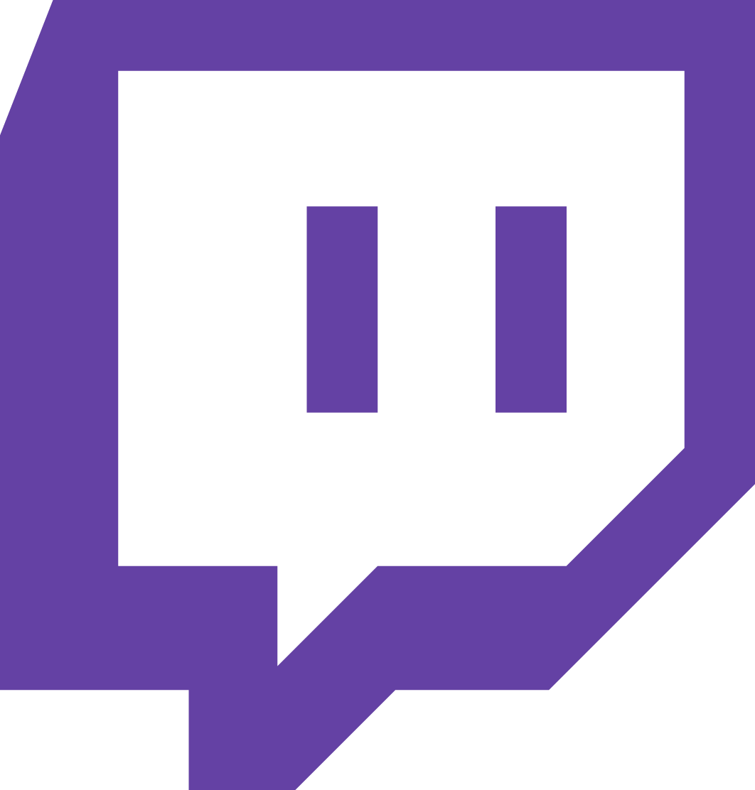 Twitch Logo Eps PNG - 101249