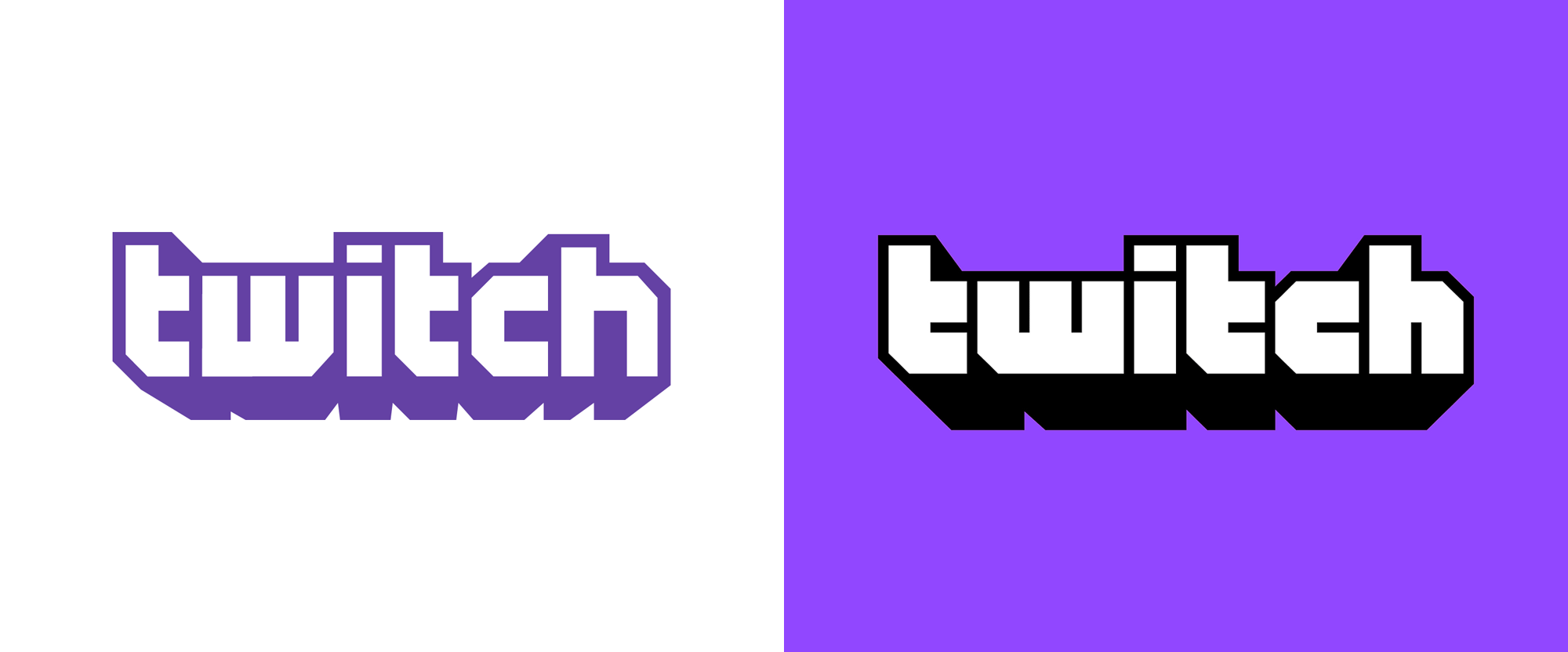 Brand New: New Logo And Identity For Twitch By Collins And In-house - Twitch Logo PNG