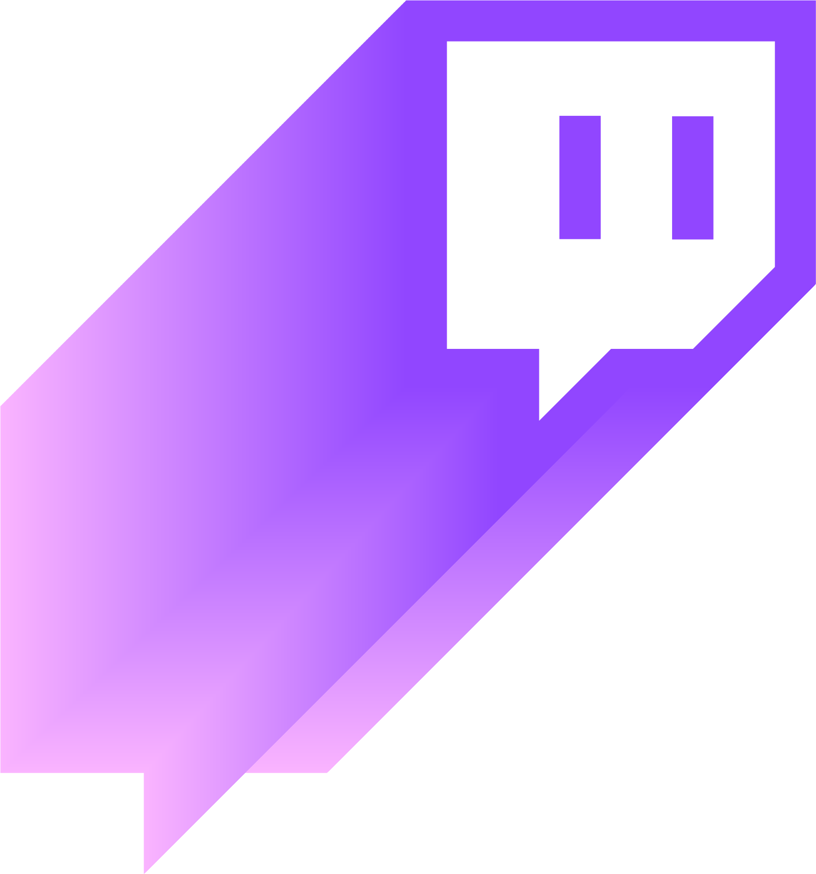 Meet Your New Twitch | Twitch Brand - Twitch Logo PNG
