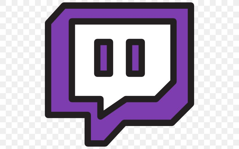 Social Media Twitch Logo, Png, 512x512px, Social Media, Area Pluspng.com  - Twitch Logo PNG