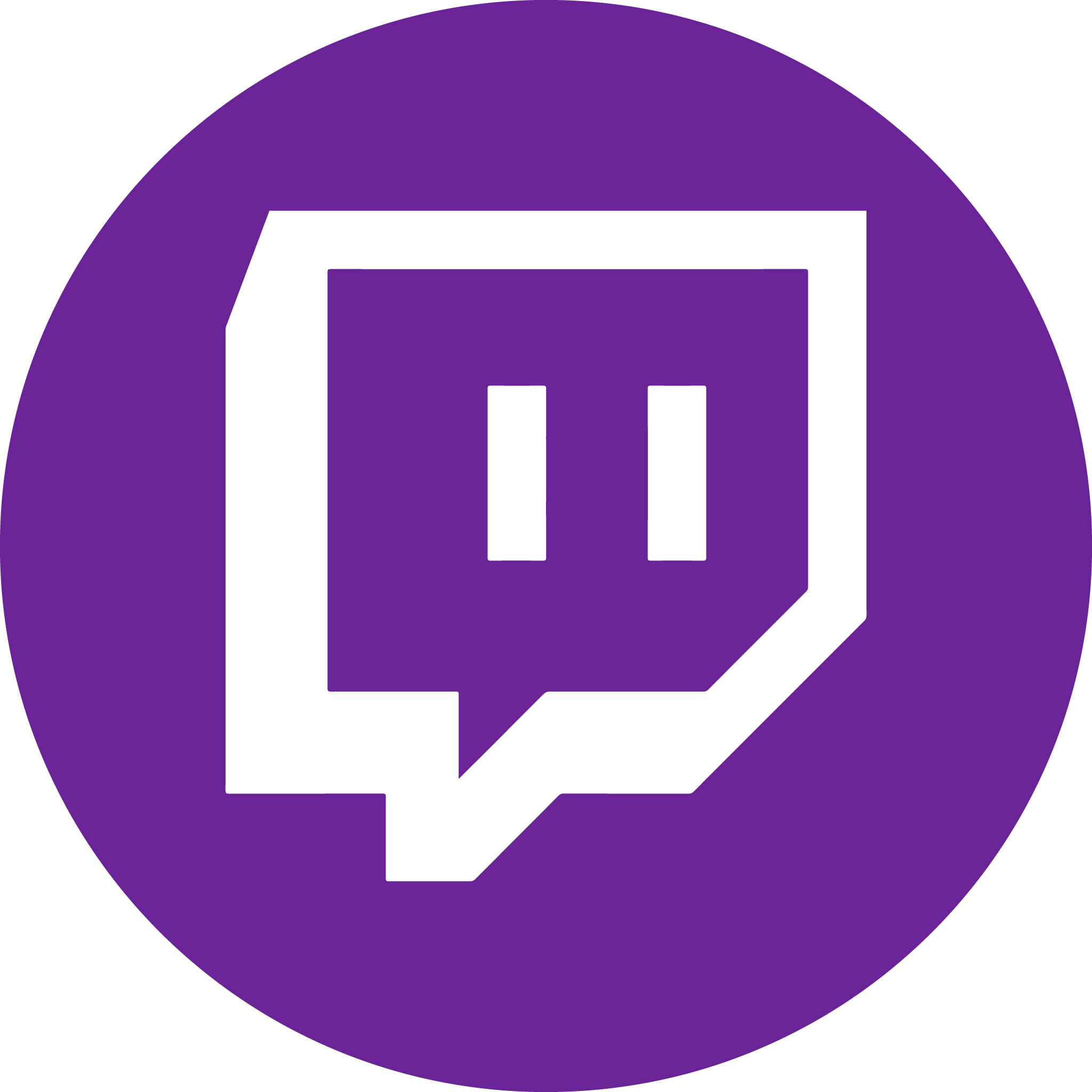 Twitch Logo Png Images Free Download - Twitch Logo PNG