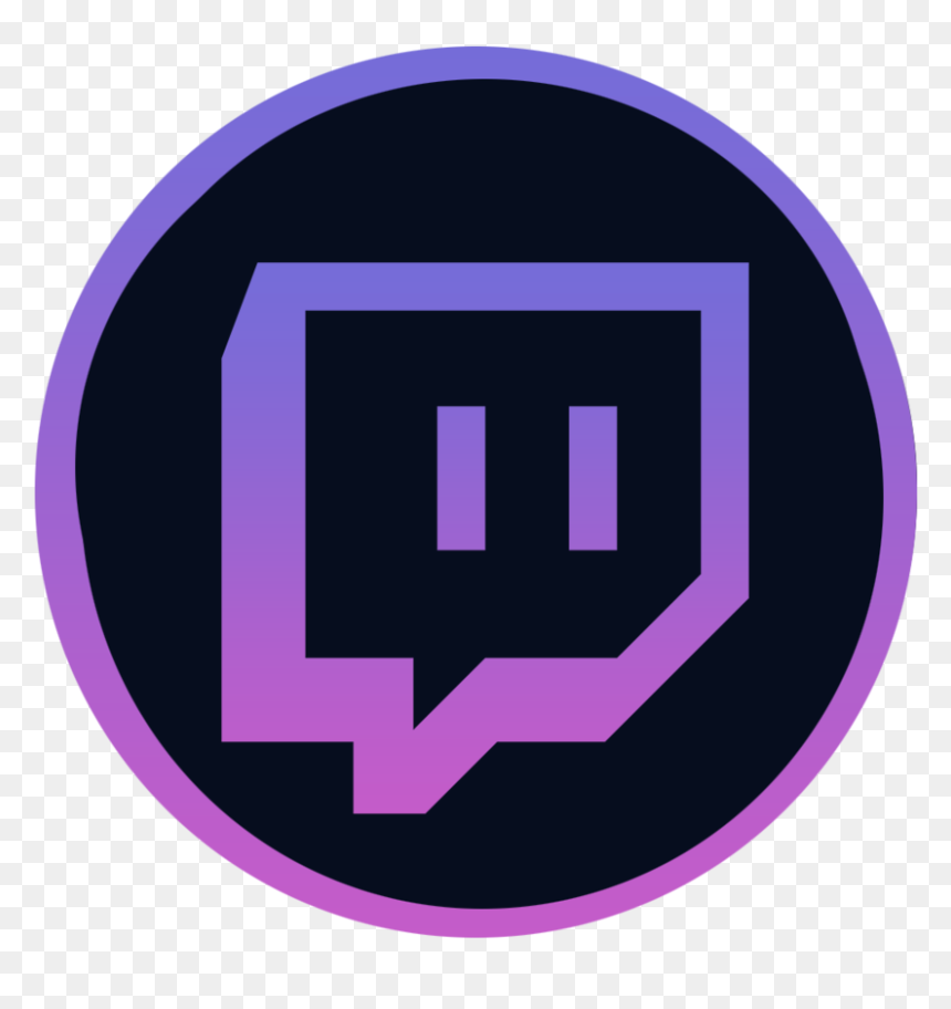 Twitch Logo Png - Transparent Background Twitch Logo, Png Download Pluspng.com  - Twitch Logo PNG