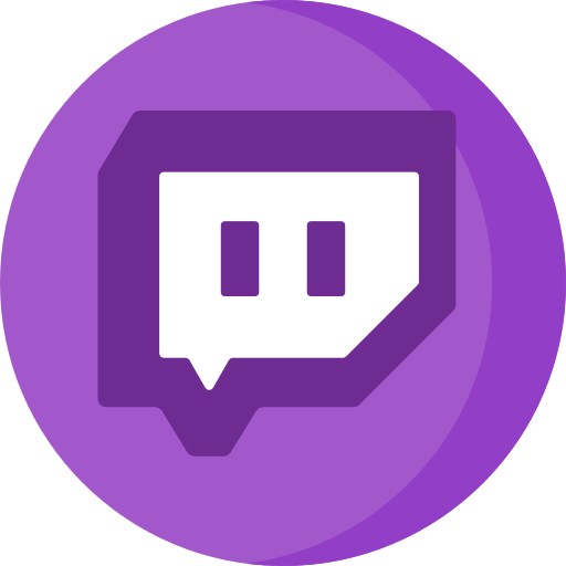 Twitch Free Icon - Twitch PNG