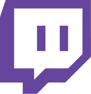 Twitch Tv Logo Vector - Twitch PNG