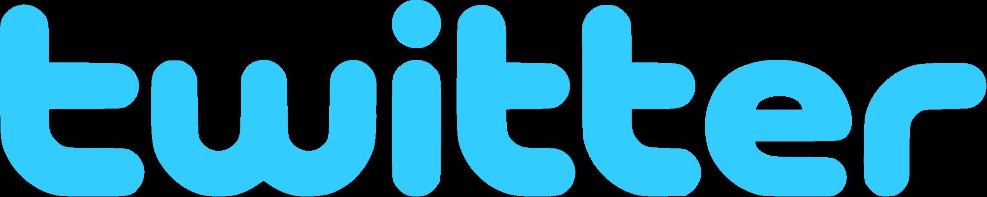 Twitter Logo PNG - 108806