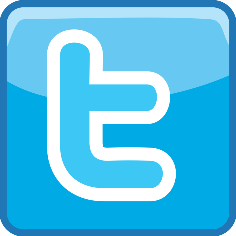 Twitter Logo Vector PNG - 38870