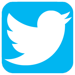 Twitter Logo 2017 Png Image Gallery - HCPR (256x256) PlusPng.com  - Twitter Logo Vector PNG