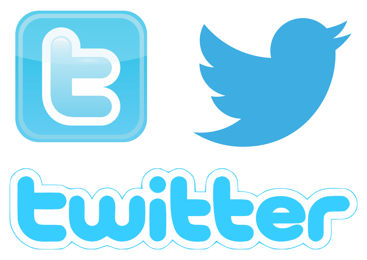 Twitter Logo Vector PNG - 38875