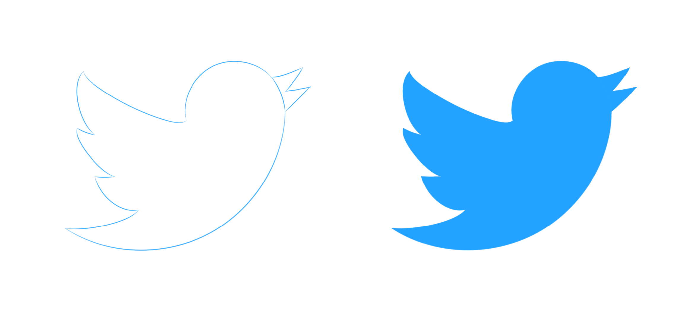 Twitter Logos by LabLayers Tw