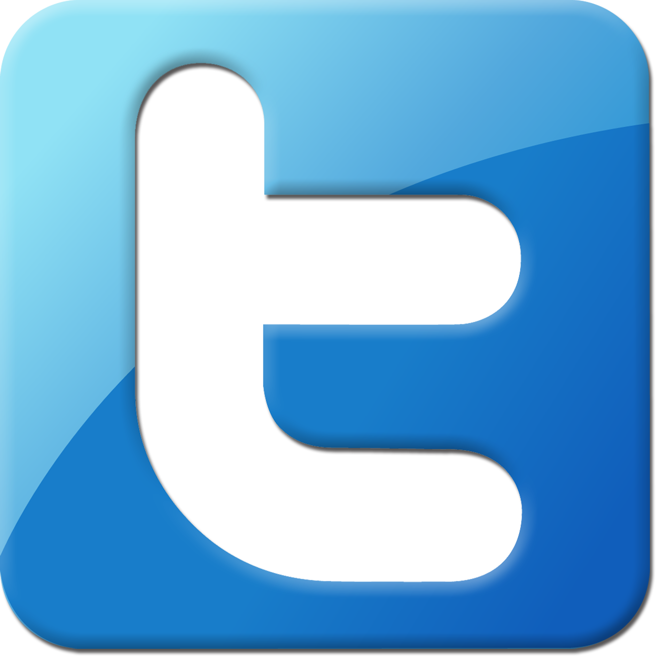 Published 23rd March 2017 at 1300 × 1300 in PlusPng.com  - Twitter PNG Logo