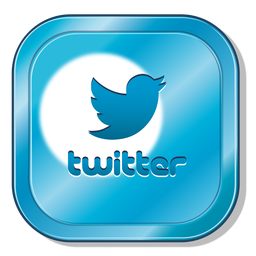 Twitter Square Icon - Twitter PNG
