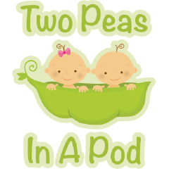 Two Peas In A Pod PNG - 71726