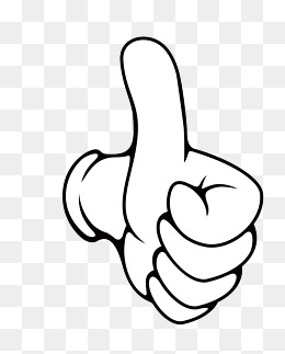 Two Thumbs Up PNG HD - 136098