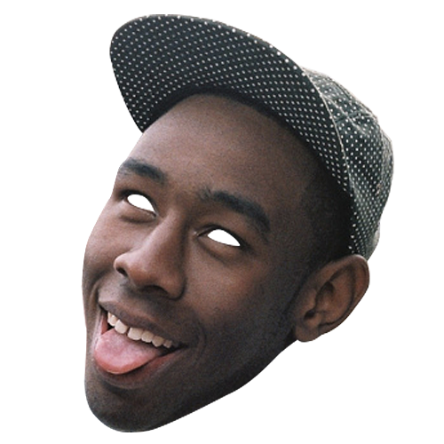 Tyler The Creator photo png transparent - Tyler PNG
