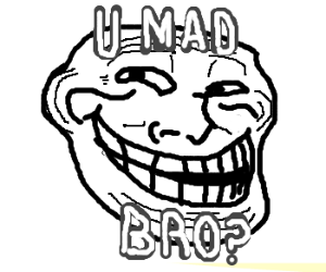 U MAD BRO? - U Mad Bro PNG