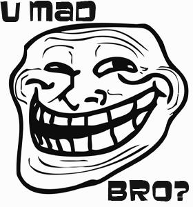 U Mad Bro? You Mad Bro? Bro You Mad. Why You Mad Bro - U Mad Bro PNG