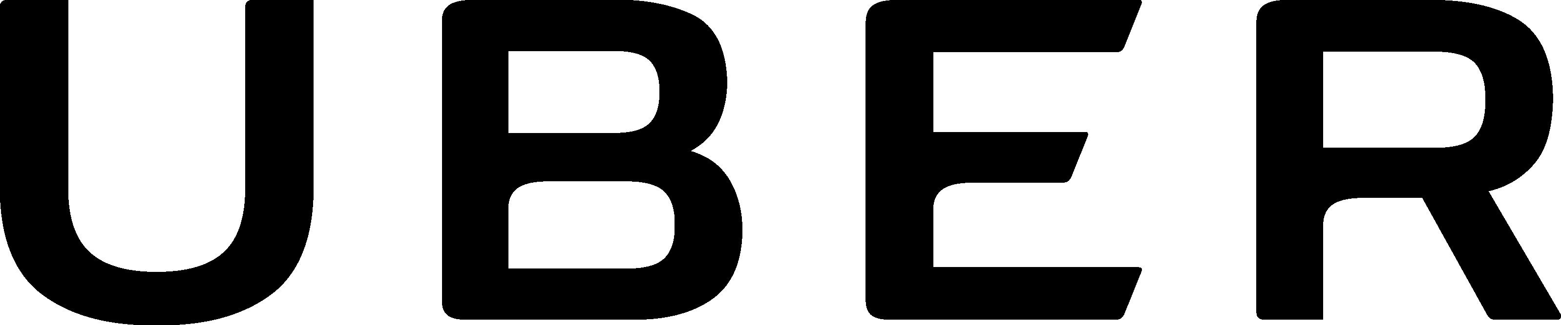 Uber Logo Vector PNG - 112502