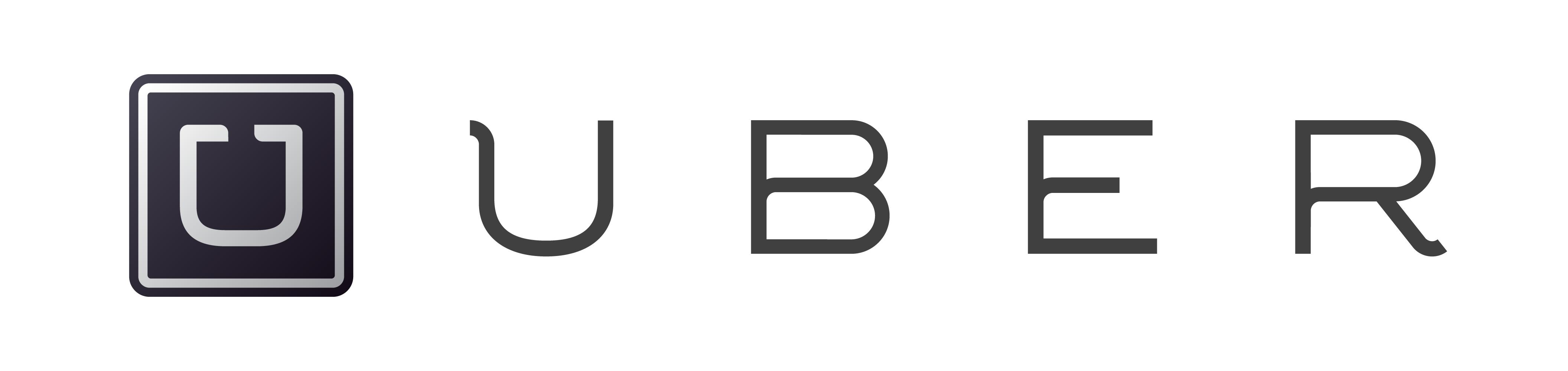 Uber Logo - Uber Vector PNG