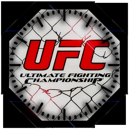 Clock UFC. by EvgeniySi PlusPng.com  - Ufc PNG