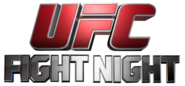 File:Ufc fight night logo by kungfufrogmma-d7x0ptm.png - Ufc PNG