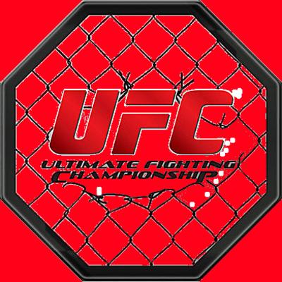 UFC Logo 2 PSD, vector files - Ufc PNG