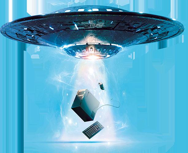 UFO Image - Ufo PNG HD