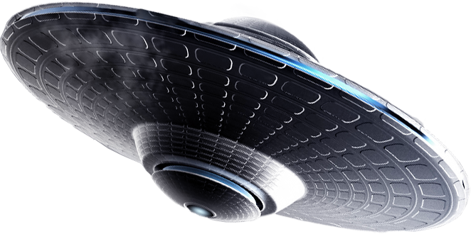 World UFO Day Is The Day Dedicated To The Existence Of Unidentified Flying  Objects. - Ufo PNG HD