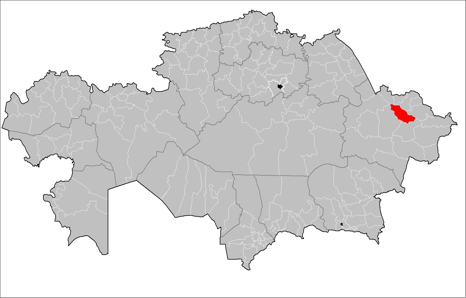 File:Ulan District Kazakhstan.png - Ulan PNG
