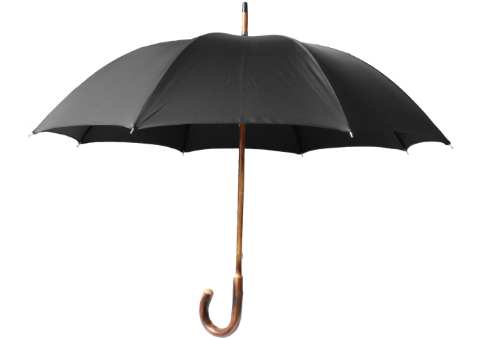 Black Umbrella Png - Umbrella PNG