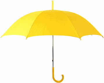 Yellow Umbrella Png image #19735 - Umbrella PNG