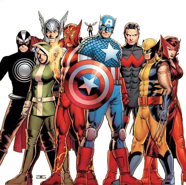 Avengers PNG - 5141