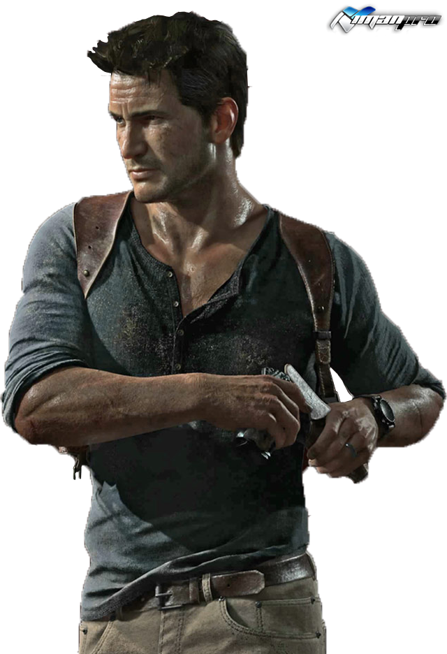 Uncharted HD PNG