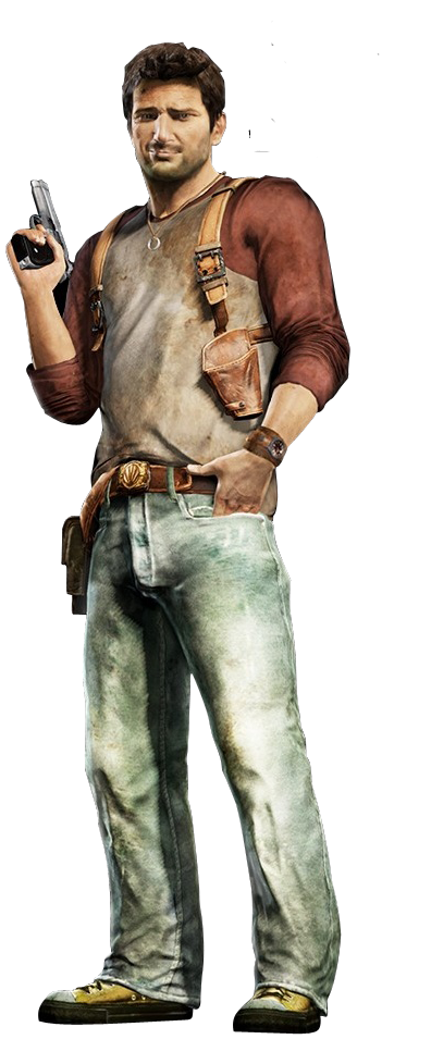 Uncharted PNG - 17113