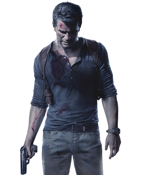 Uncharted PNG - 17114