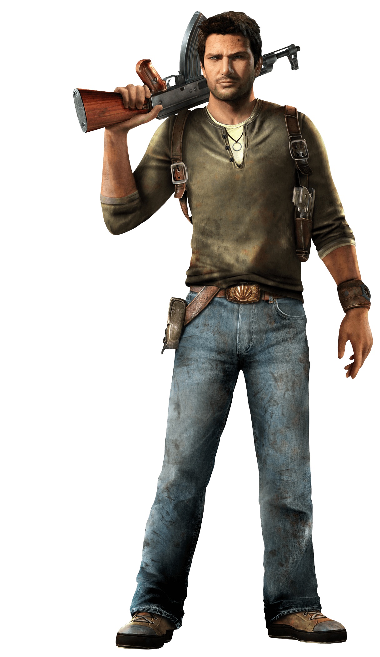 Uncharted PNG - 17106