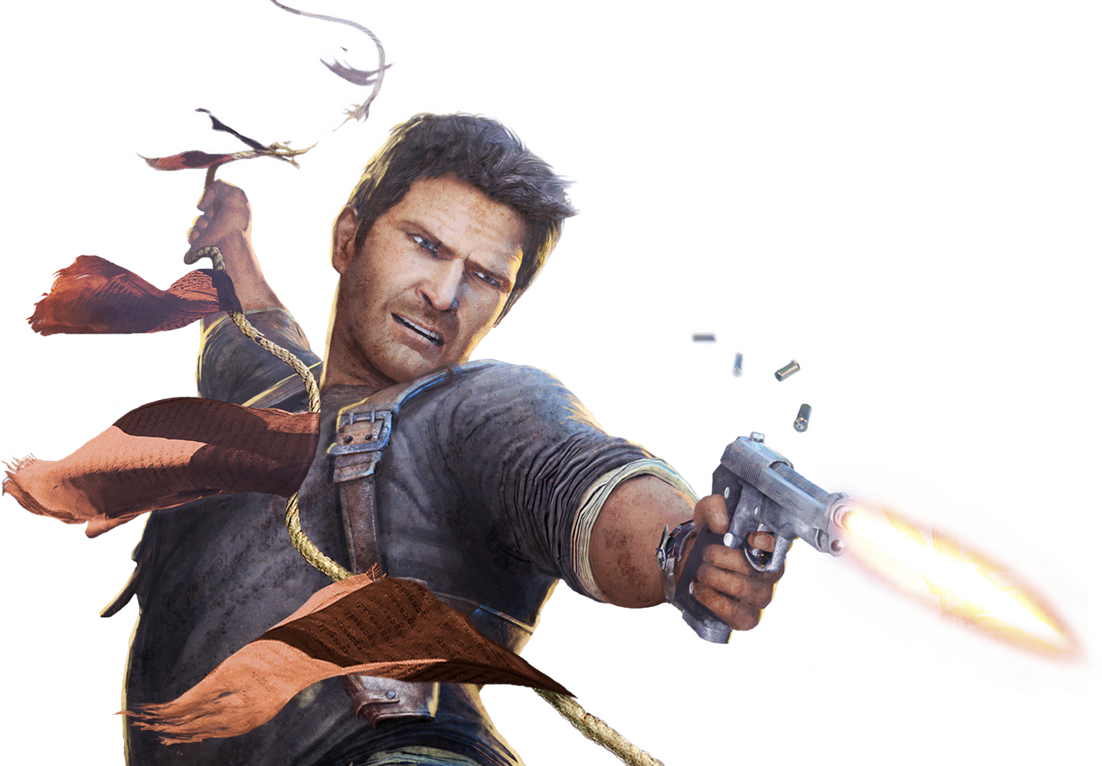 Uncharted PNG - 17110