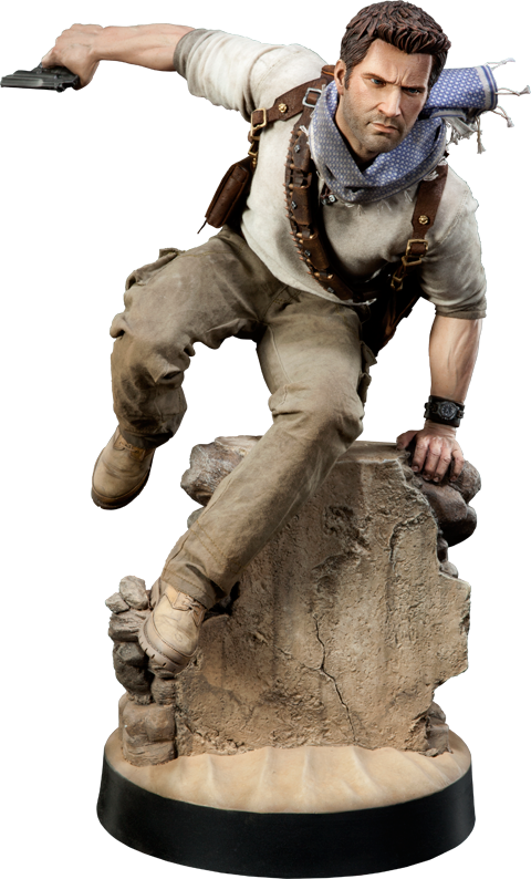 Uncharted PNG - 17120