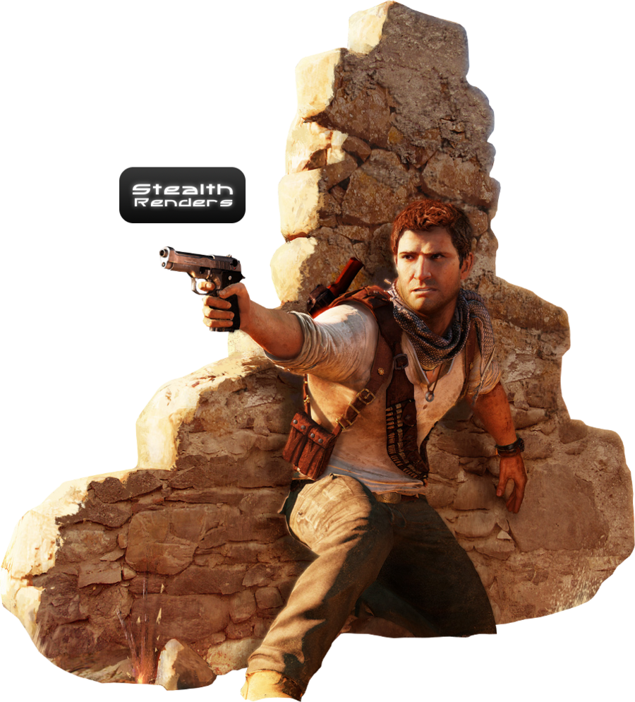 Uncharted PNG - 17112