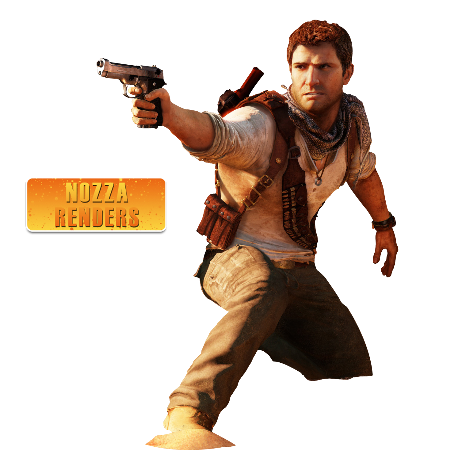 Uncharted PNG - 17105