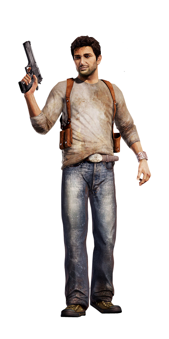 Uncharted PNG - 17107