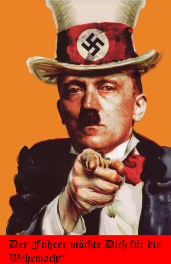 Uncle Sam I Want You PNG - 84850