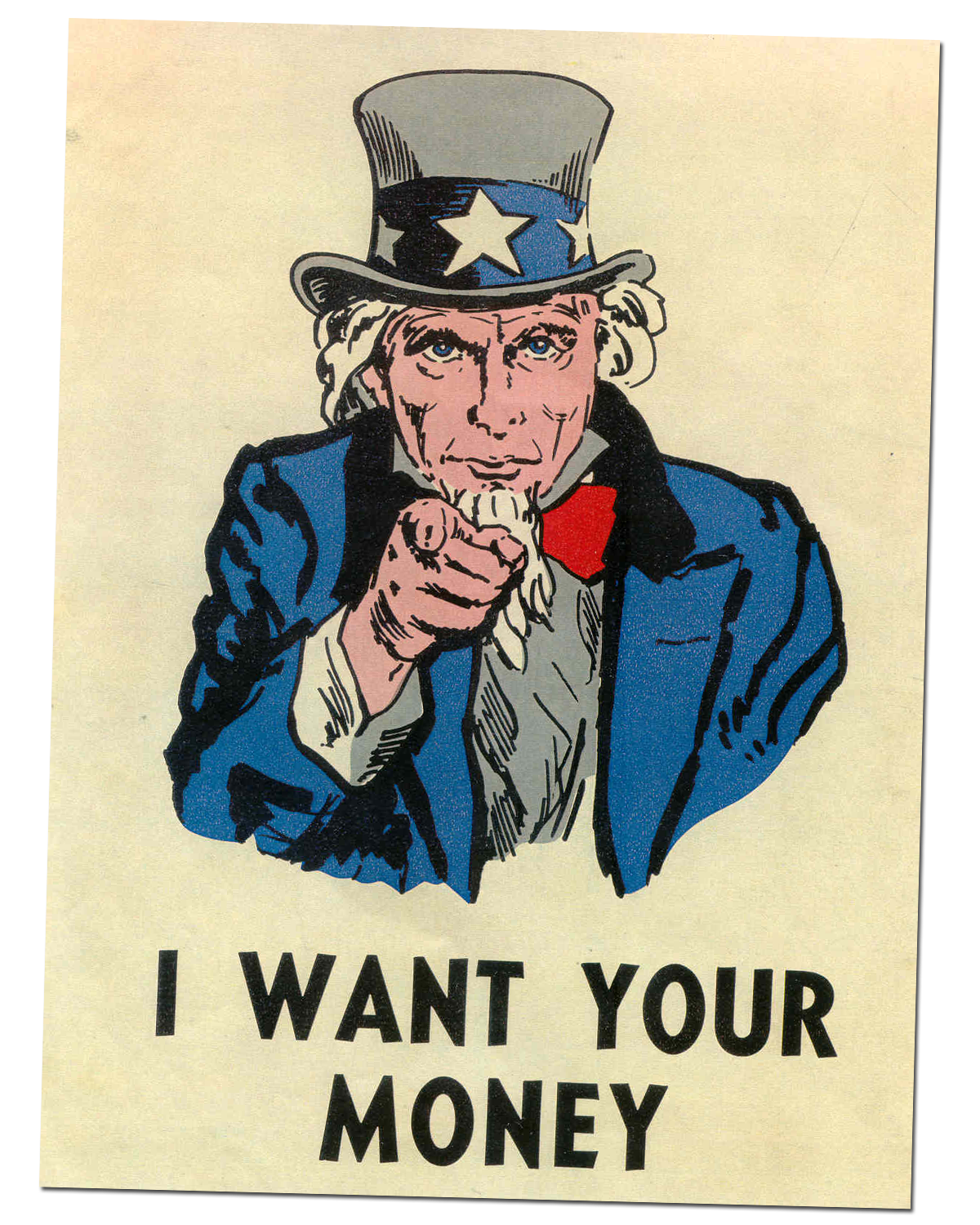 Uncle Sam I Want You PNG - 84851
