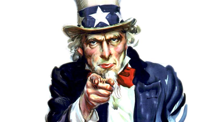 Delegation Application - Uncle Sam I Want You PNG