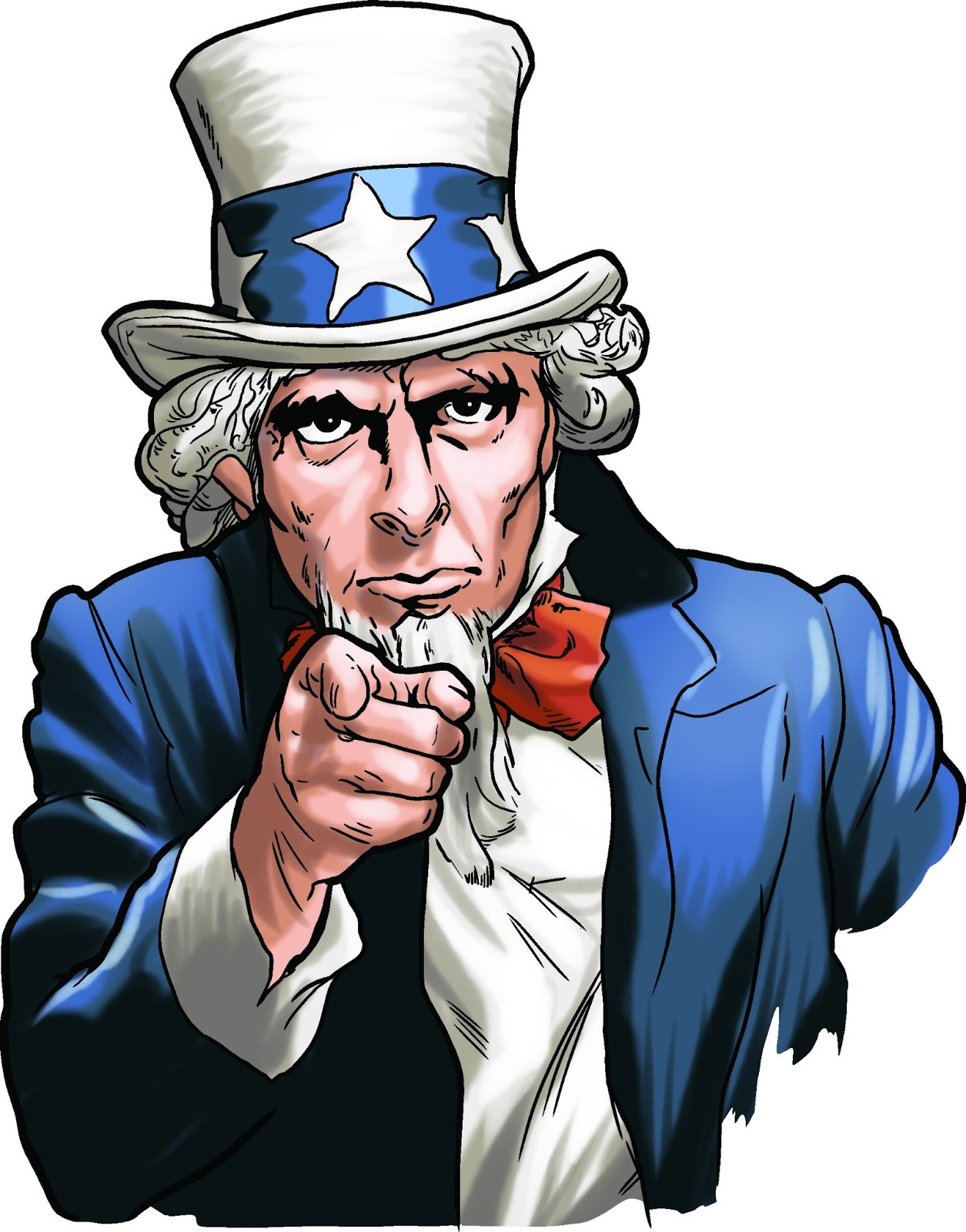 pin Finger clipart uncle sam #8 - Uncle Sam I Want You PNG