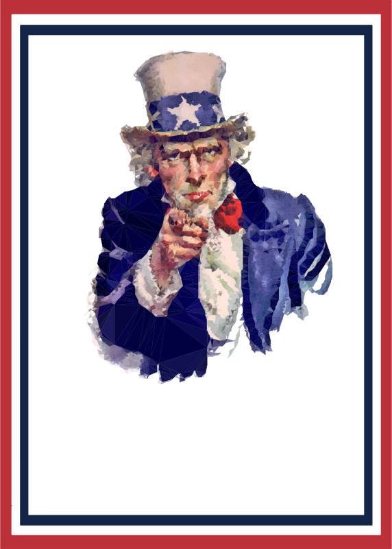 Uncle Sam I Want You PNG - 84852