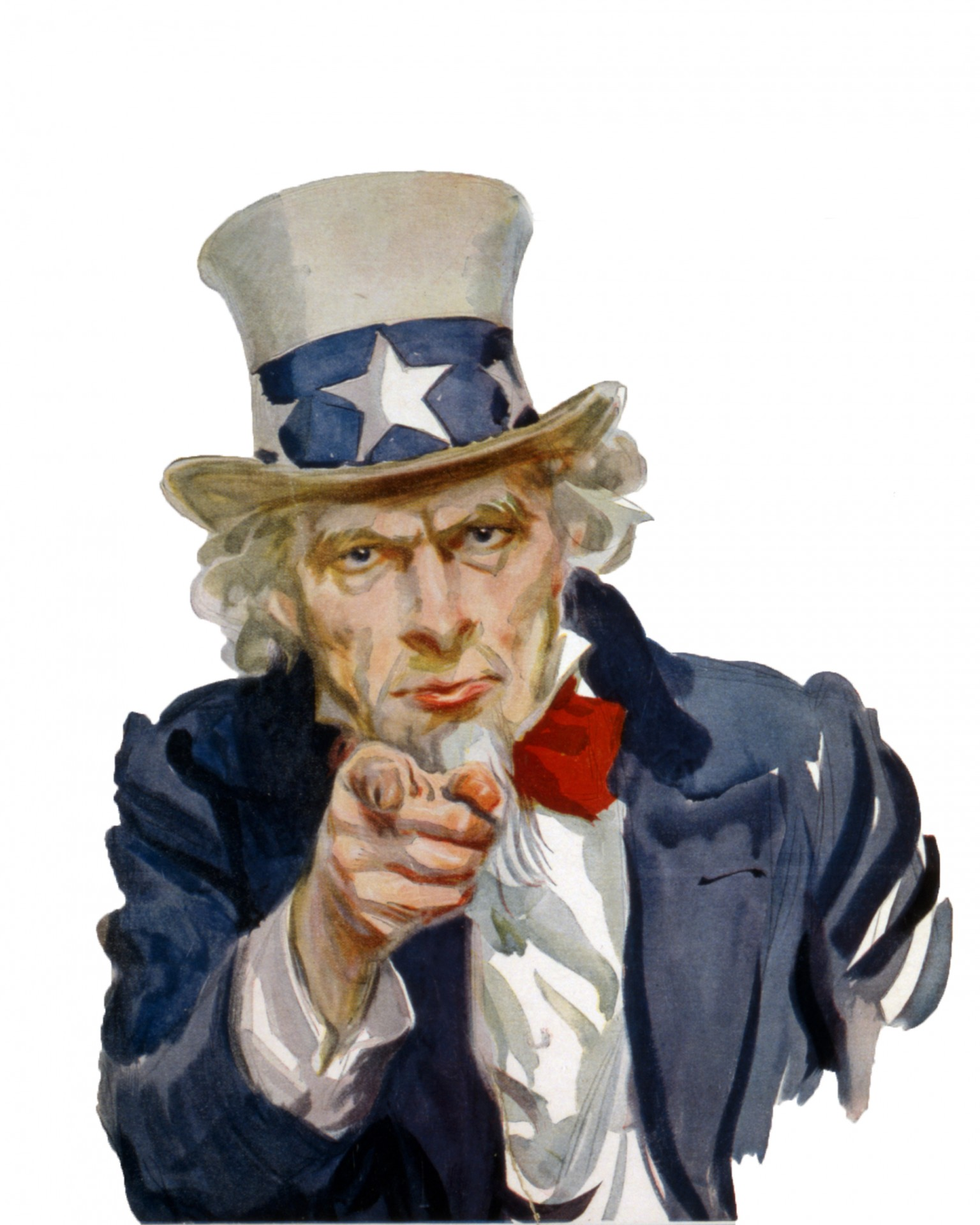 Uncle Sam I Want You PNG - 84848