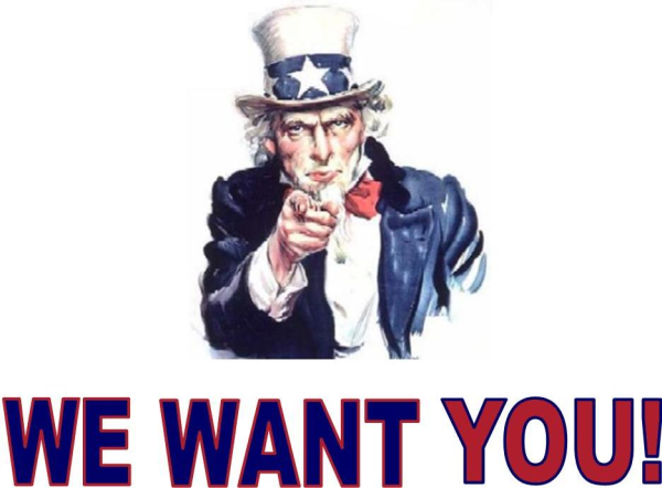 Uncle Sam I Want You PNG - 84847