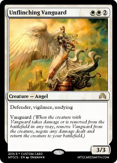 Unflinching Vanguard - Unflinching PNG
