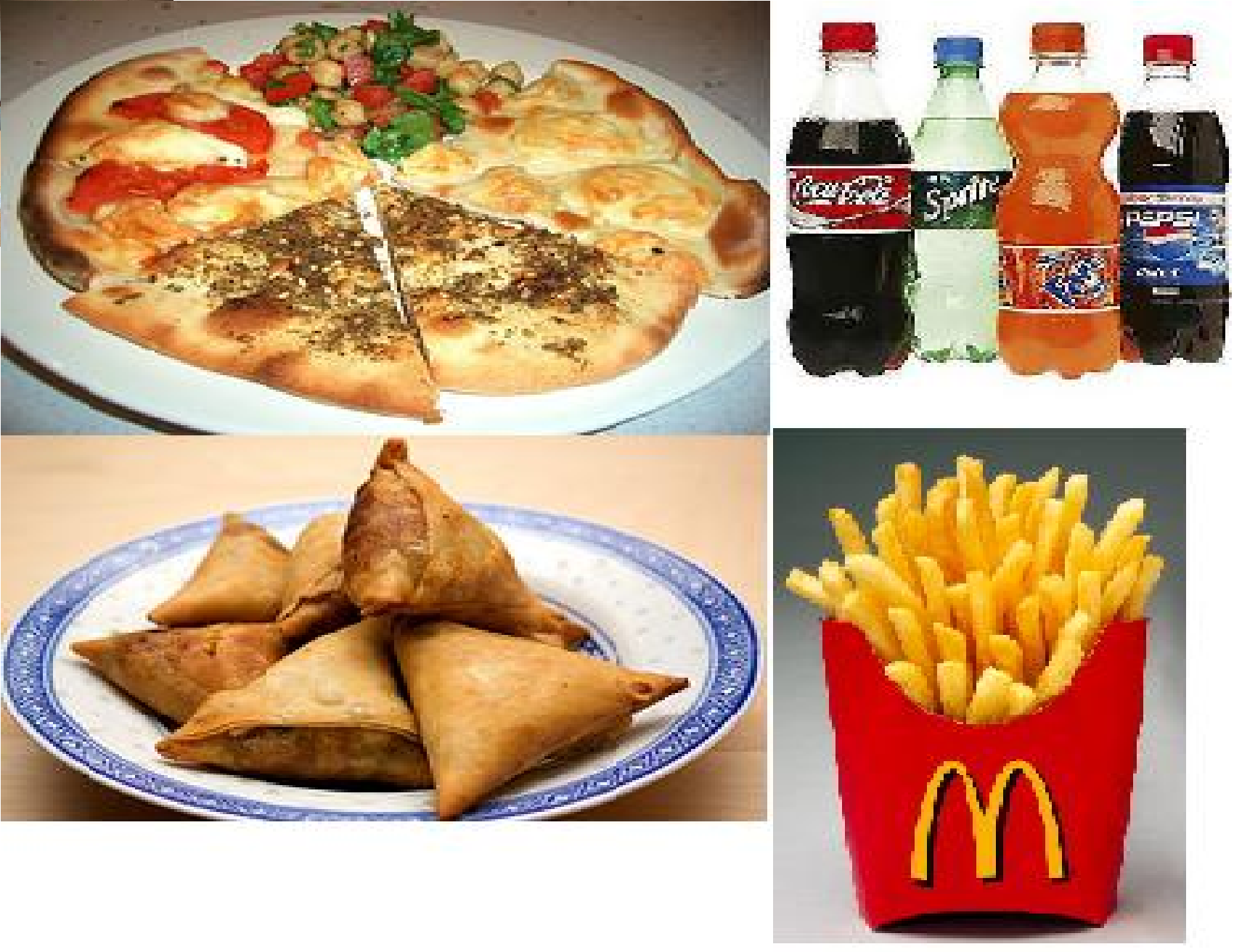 Unhealthy Foods For Kids PNG - 82096