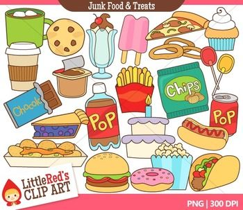 Unhealthy Foods For Kids PNG - 82099